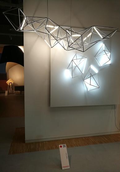 Lamps by Fanni Ungár