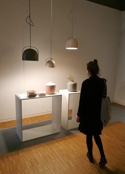 Lamps & vases by Rita Koralevics