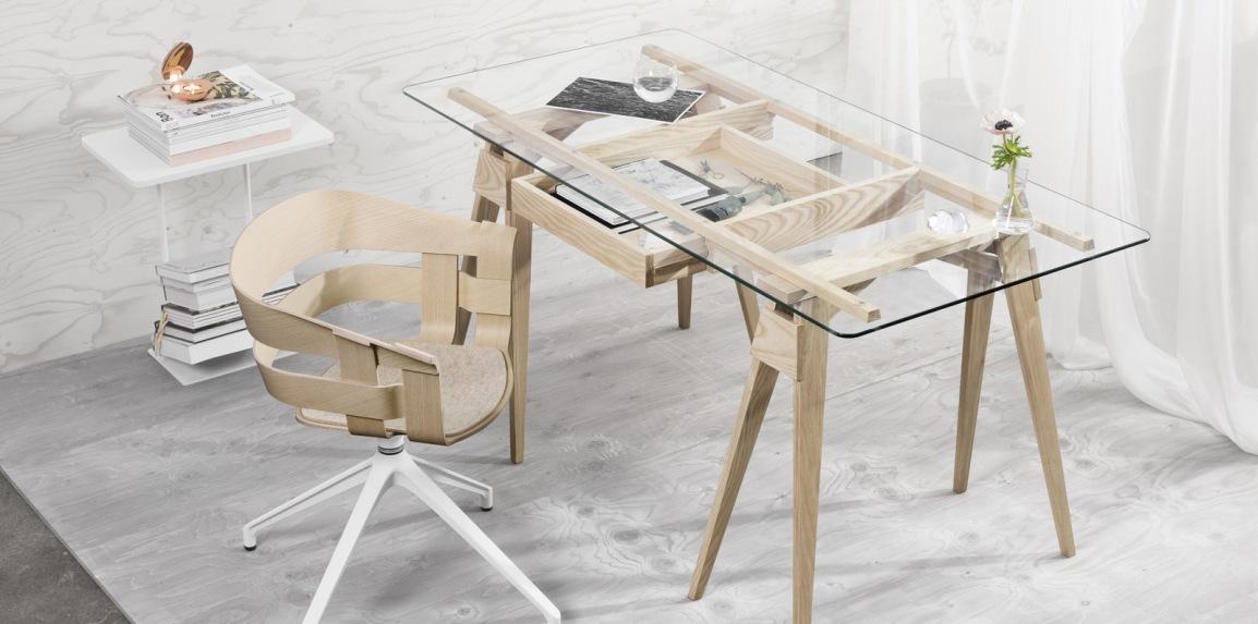 A REAL Designers' Desk