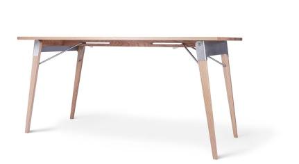 Hideaway folding table by Bonpart