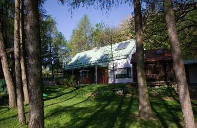 FOREST HOUSE by Marton Scherer