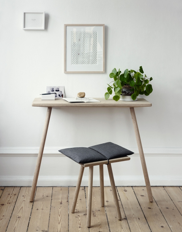 GEORG Table & Stool by Skagerak