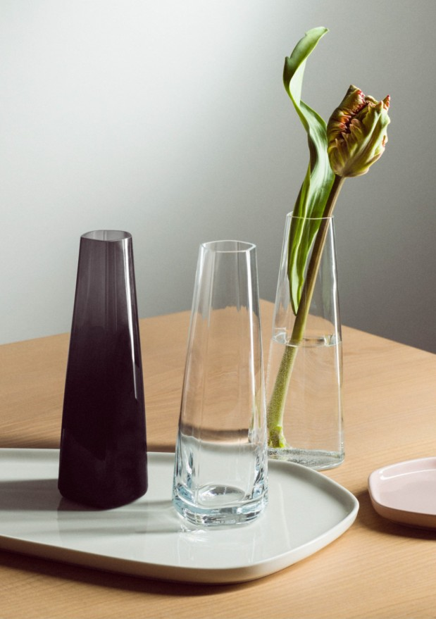 Vases by IITTALA X ISSEY MIYAKE