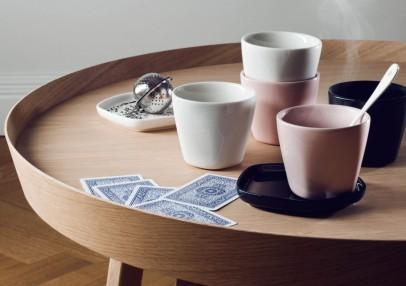 Ceramics by IITTALA X ISSEY MIYAKE