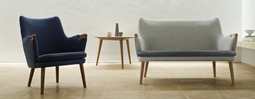 WEGNER CHAIR & SOFA by Carl Hansen & Søn