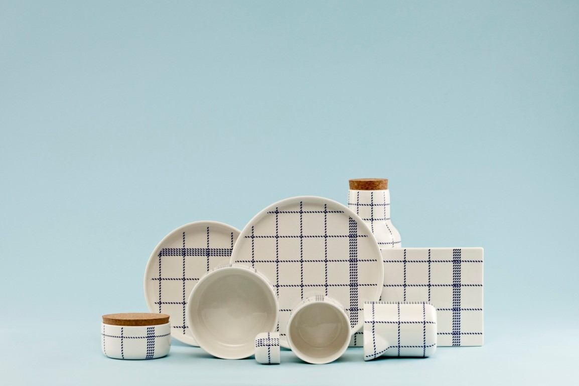 MORMOR Porcelain Tableware