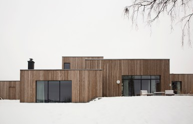 Gjøvik House by Norm Architects