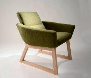 DYNGJA Chair by Erla Sólveig Óskarsdóttir