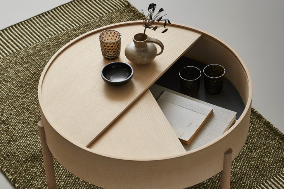 New Products at the Stockholm Furniture Fair: ARC Table