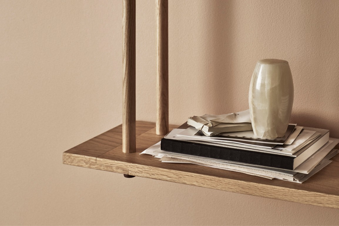 New Products at the Stockholm Furniture Fair: BOND Shelving