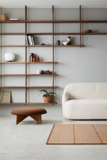 BOND Shelving by Fogia