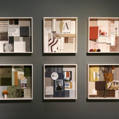 Moodboards at WallVision