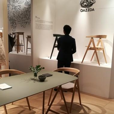 AVA chairs by GAZZDA