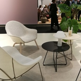 New ATTICUS lounge chairs by Johanson