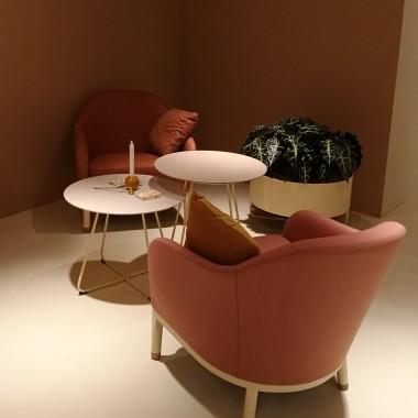 EDITH armchairs by Johanson