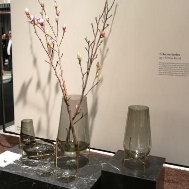 ÉCHASSE vases by Menu