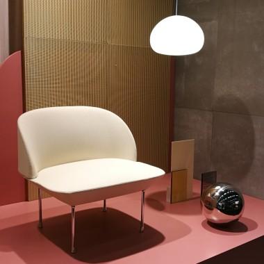 OSLO lounge chair by Muuto