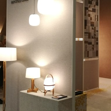 New lamps by Spanish brand Santa & Cole